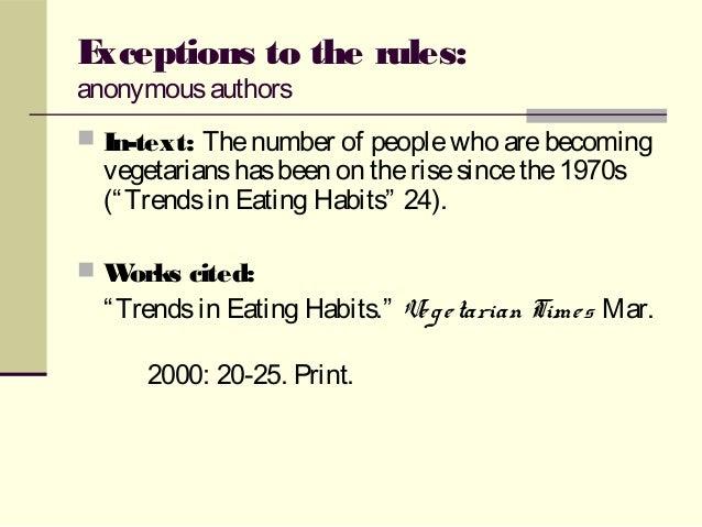 internal citations in an essay