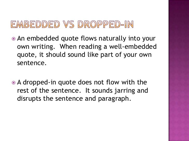 how to close quotes at the end of a sentence