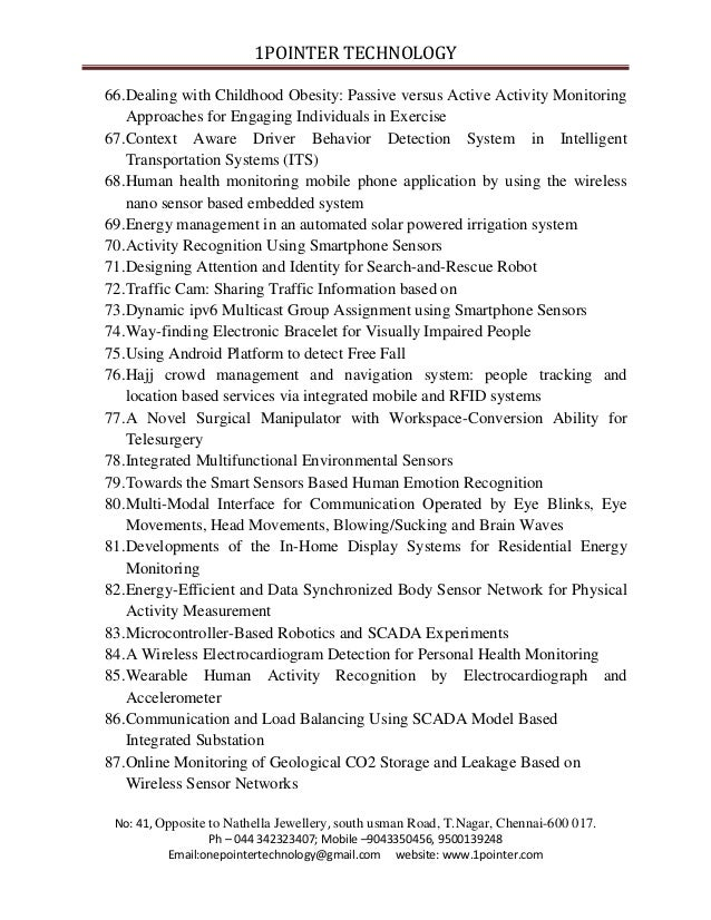 mba thesis topics 2012