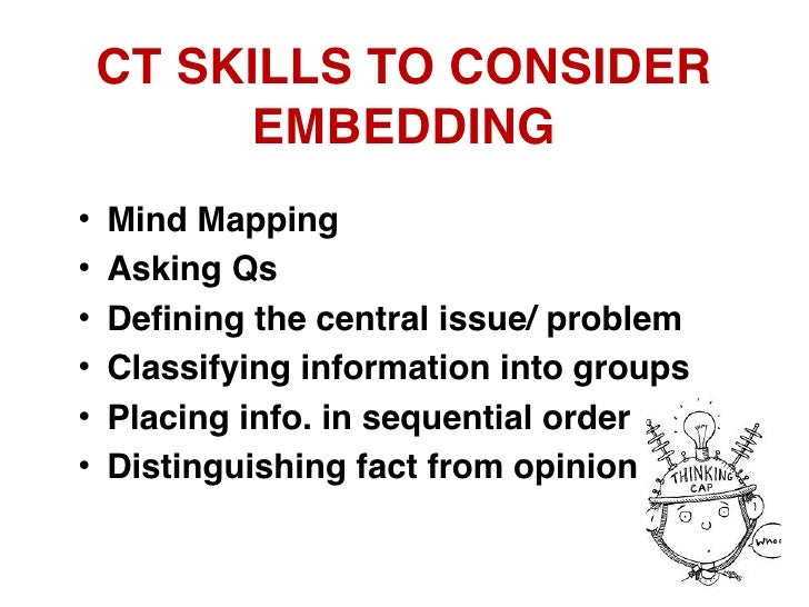 critical thinking in education articles