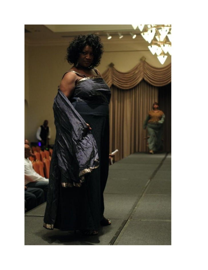 EMBRACE Fashion ShowFeatured by Designer Pat McGhee       for plus size figures  Styling by VStylist, Tamy Lugo