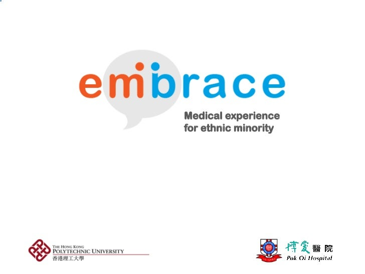 Medical experience                                    for ethnic minorityJackson CHOI Chi Kit MDES Interaction ...