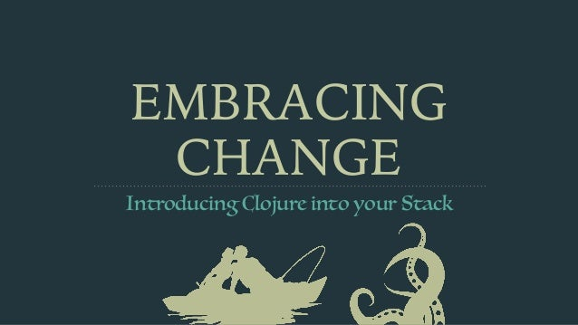 embracing technological change essay Home essays embracing change embracing change  topics: democratic party  i) external factors external factors that influencing motorola to make a change is a technology, globalization.