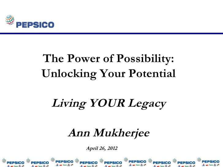 The Power of Possibility: Unlocking Your Potential and Living Your Legacy_NEW North Central TX