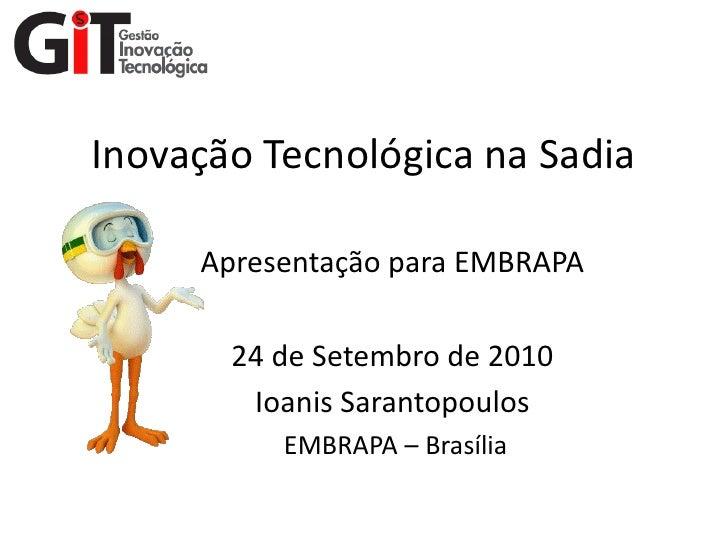 Embrapa2010 pesquisadores
