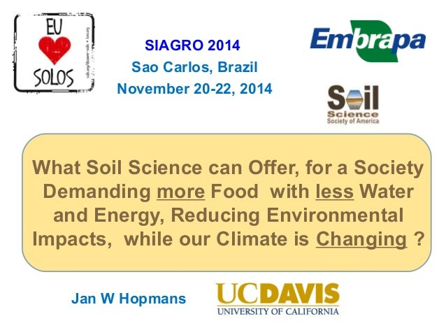 What soil science can offer for a society demanding more for What is soil science