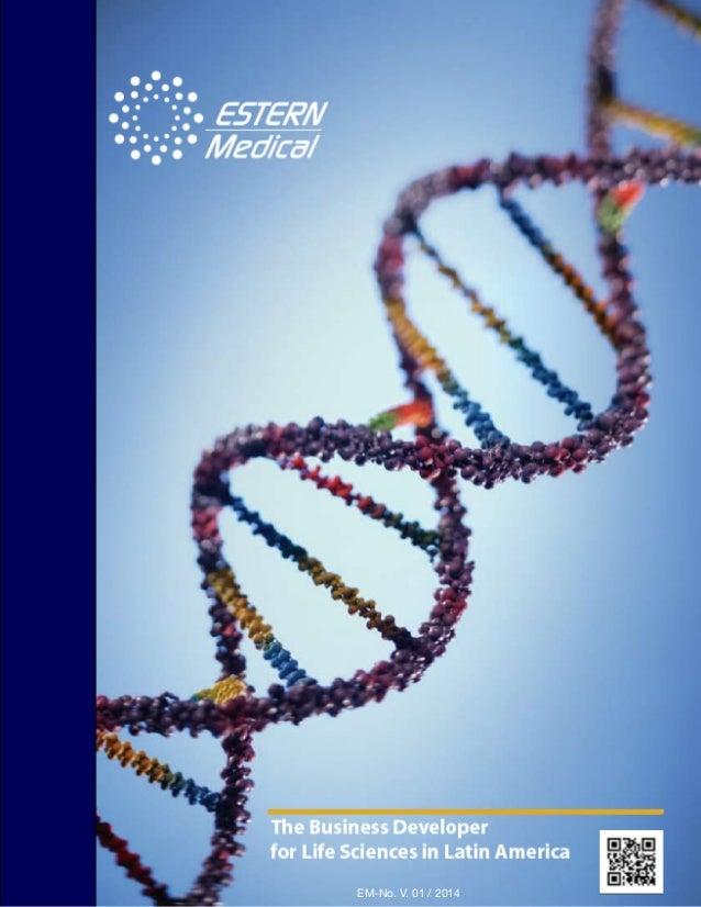 "ESTERN Medical CRO  ""Business Life Sciences in Latin America""  2014_v1"