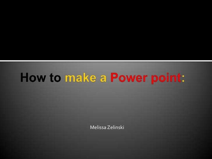 EME PowerPoint