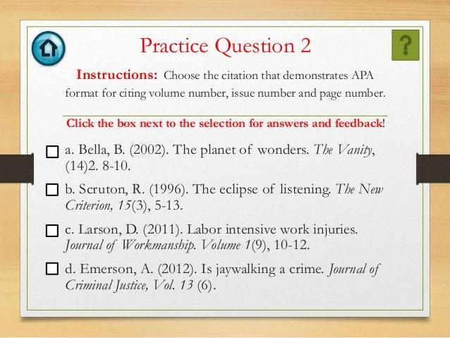 APA citation question?