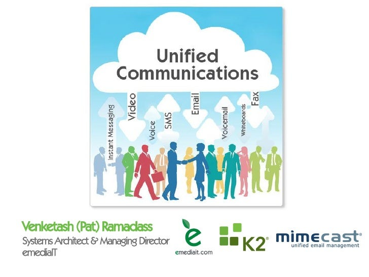 emediaIT - Unified Communications - 2011.09.01