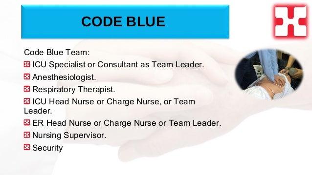 Code Blue Team Code Blue Code Blue Team Icu