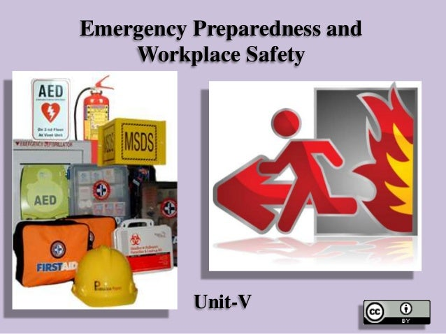 Emergency Preparedness and Workplace Safety