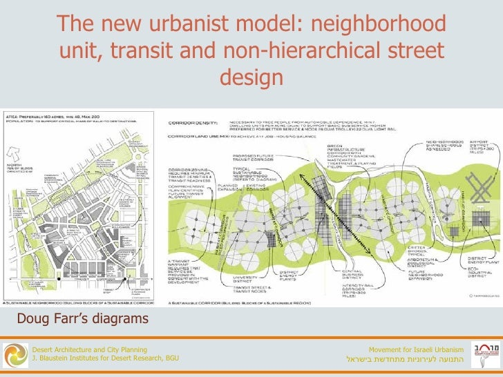 Optimizing Urban Structure Toward An Integrated New
