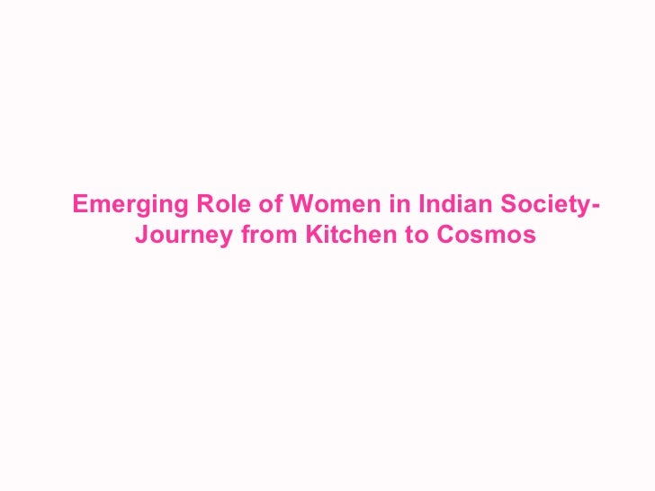 Emerging Role Of Women