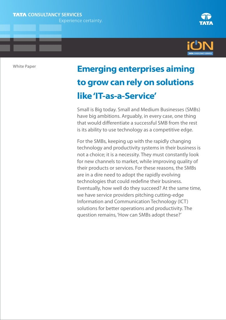 Emerging Enterprises Aiming To Grow Can Rely on Solutions Cloud ERP End to End ERP