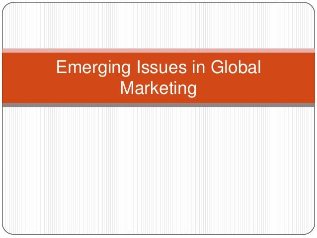 emerging challenges in global hrm This is just one of the findings from linkedin's recently released 2017 global  another emerging trend that  great hr insights about the current challenges.