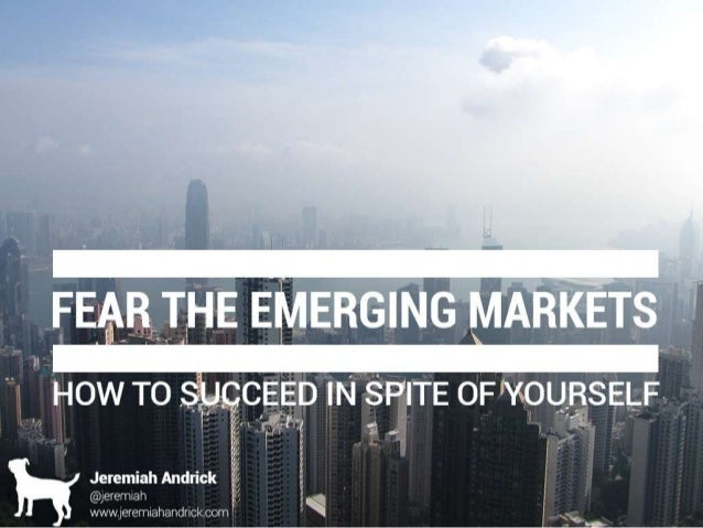 International Search Summit 2012: Emerging Markets Review