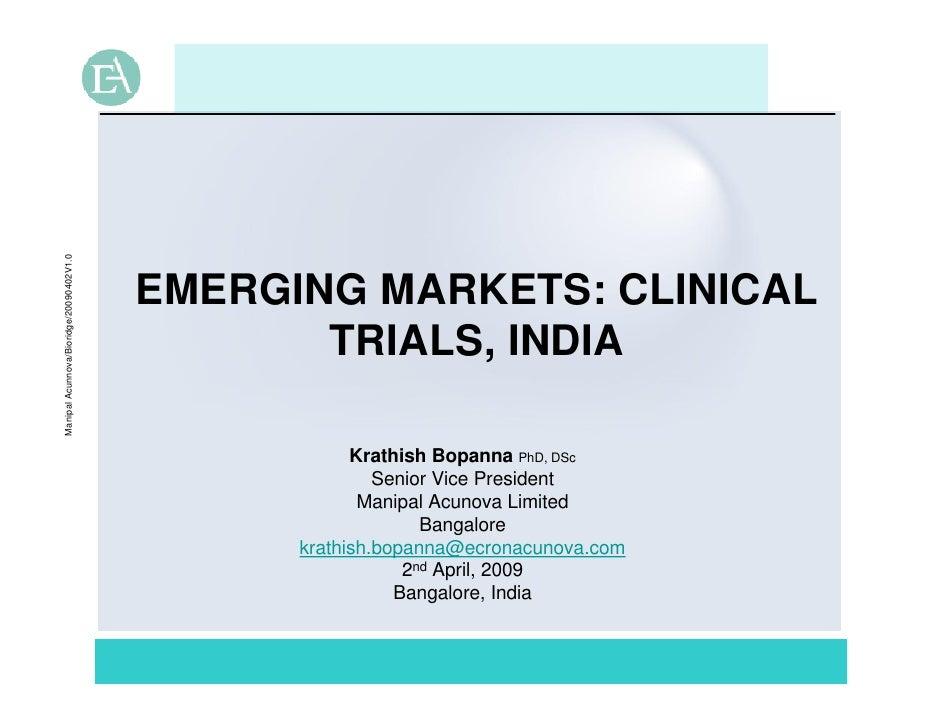 Emerging Markets India V1 0