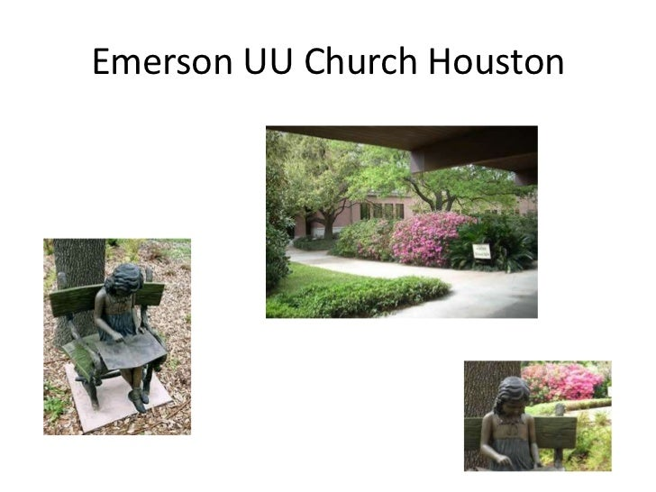 Emerson uu church houston photos