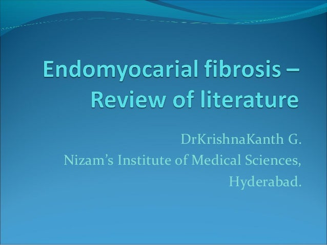 DrKrishnaKanth G. Nizam's Institute of Medical Sciences, Hyderabad.
