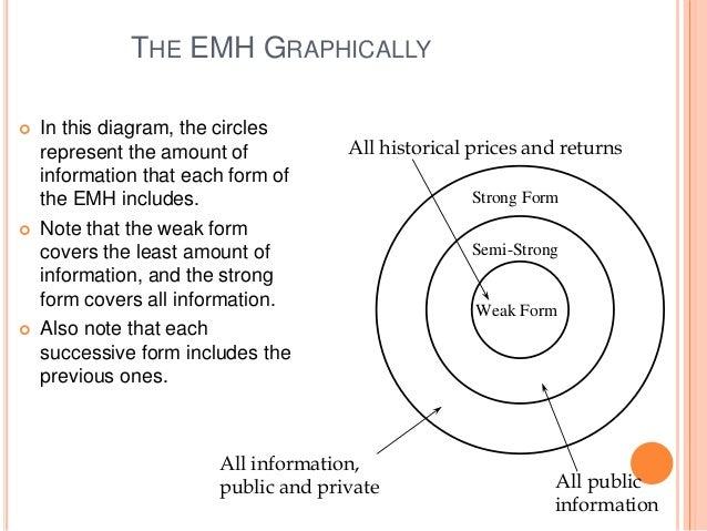 the efficient market hypothesis essay