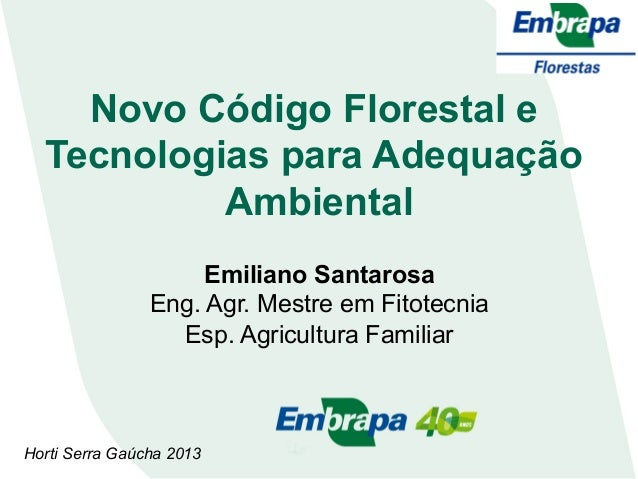Emiliano santarosa oficial   embrapa - horti serra 2013
