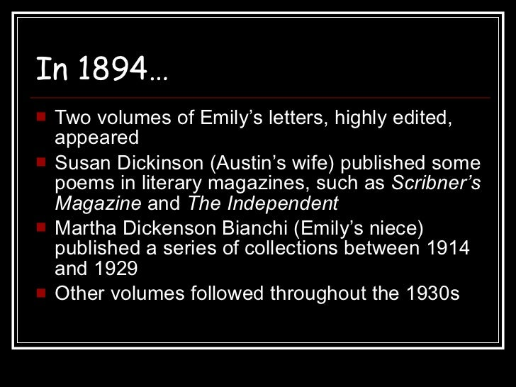 the complete poems of emily dickinson thomas h johnson pdf
