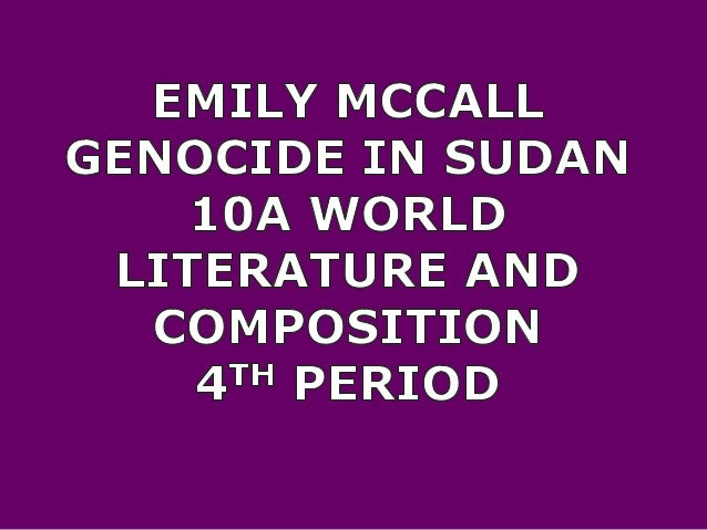EmilyM. Issues in Africa