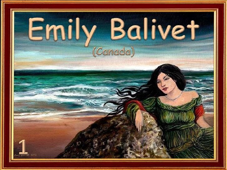 Emily Balivet<br />(Canada)<br />1<br />