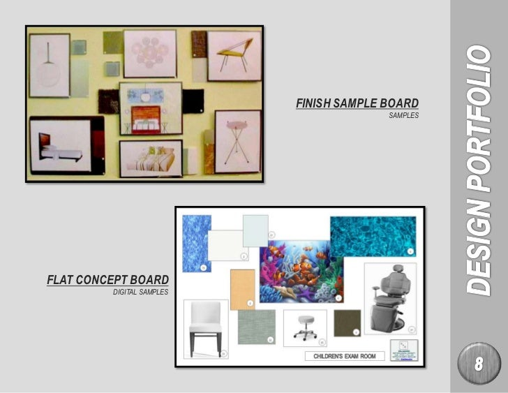 Emily gardiner interior design portfolio for Concept sheet for interior design