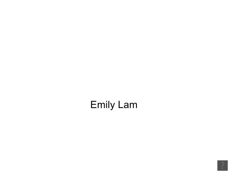 Emily Lam  R6