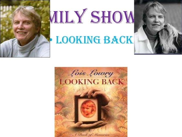 Emily Shows<br />Looking Back<br />
