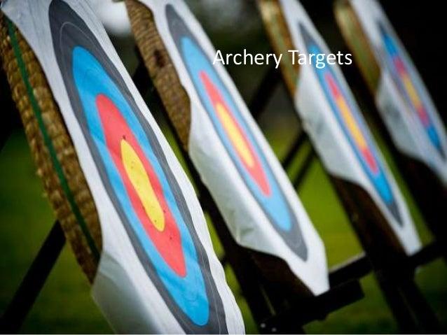 Emily's archery power point