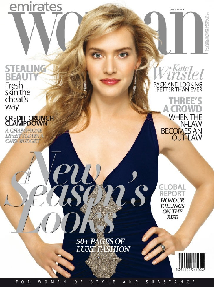 Emirates Woman Magazine