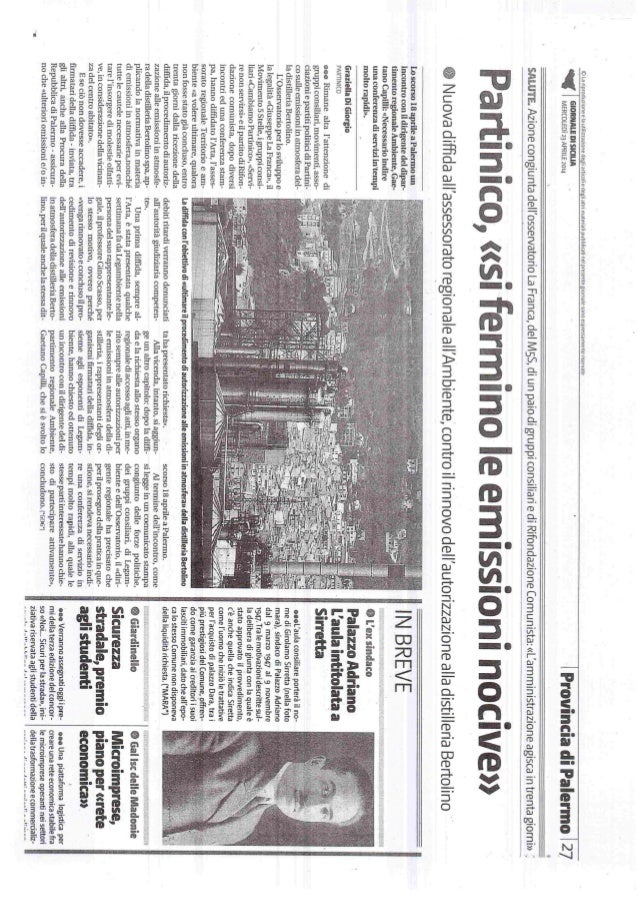 Emissioni nocive capilli bertolino emissioni nocive a.i.a. capilli partinico (1) (1)