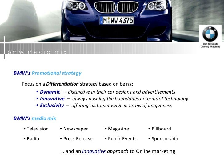bmw marketing strategy research paper Academiaedu is a platform for academics to share research papers portfolio: bmw marketing report whole market 6 growth strategy bmw is already.