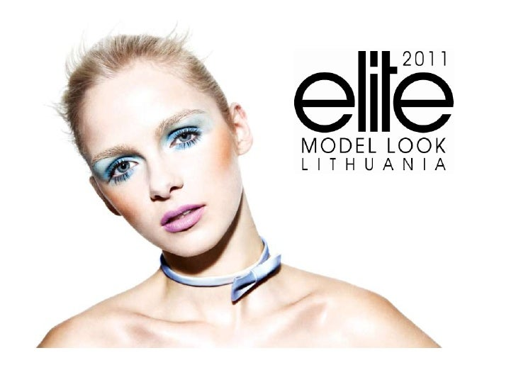 Elite Model Look Lithuania 2011
