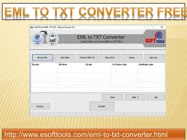 best eml to pdf converter