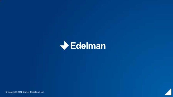 Facebook Marketing Conference 2012: Agency insight: How Dove build community, Emma Gannon (Edelman)