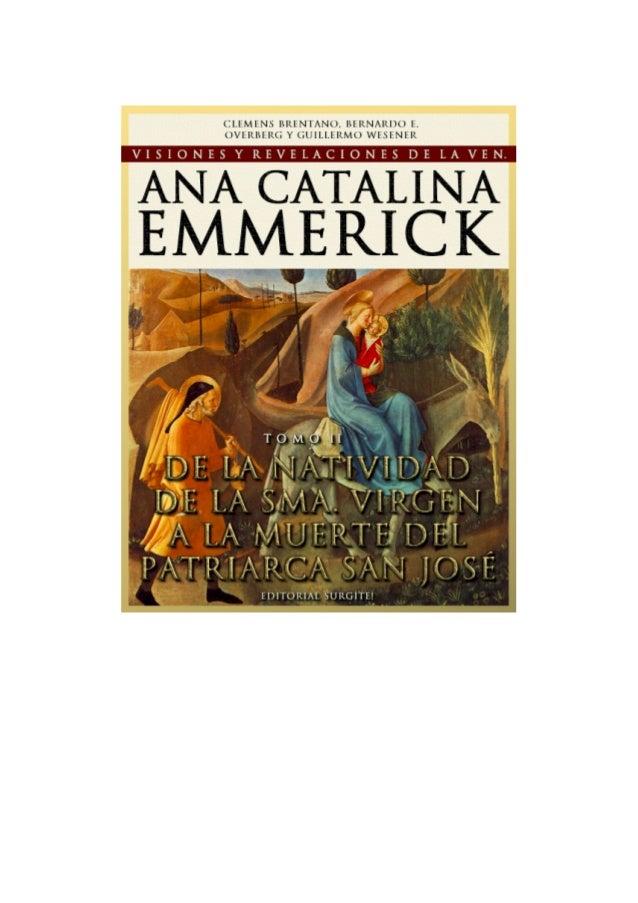 Vision De Ana Catalina Emmerick