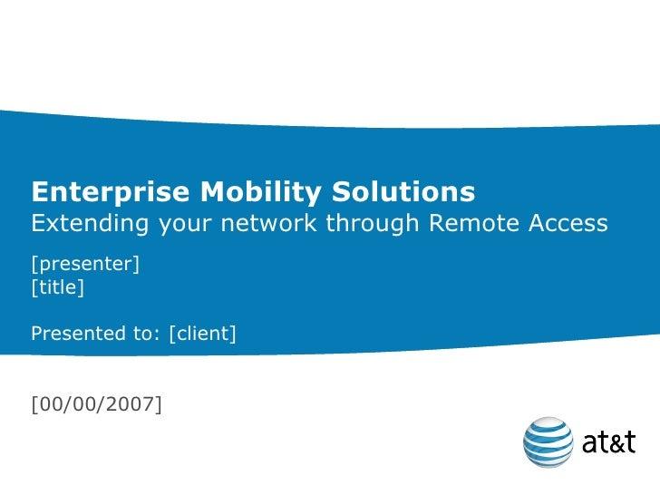 Emobility remote access services clientcurrent[1]