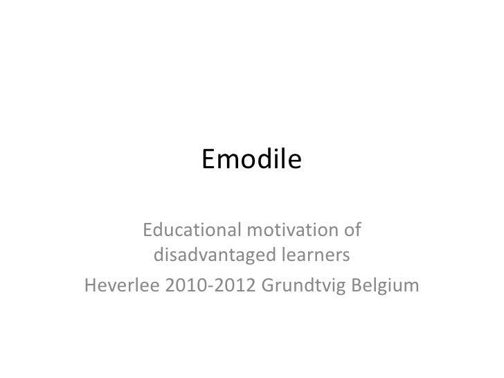 Emodile