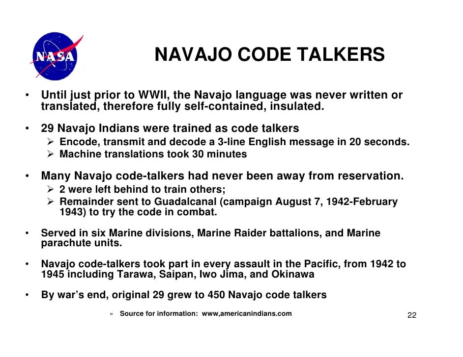 essay on navajo code talkers About code talker the first and only memoir by one of the original navajo code talkers of wwii his name wasn't chester nez that was the english name he was.