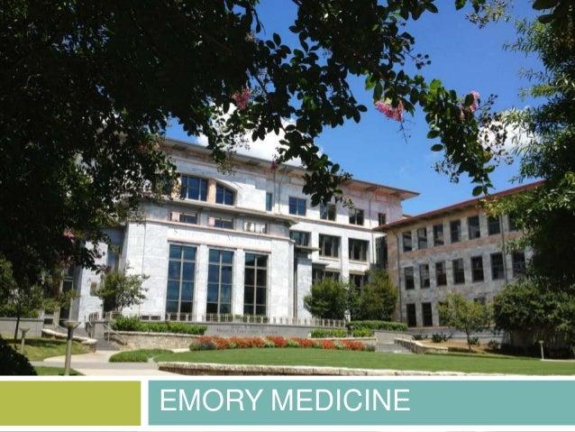 EMORY MEDICINE