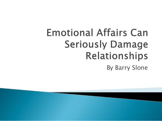 Dating a man with emotional issues