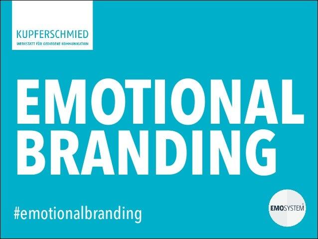 XING learningZ: Emotional branding! Wie Marken uns beeinflussen