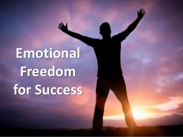 Emotional Freedom for Success