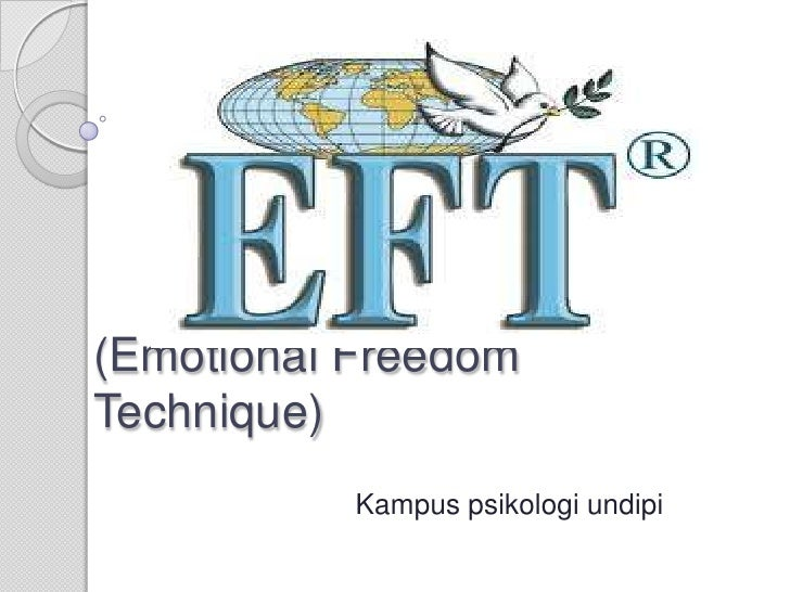 Emotional freedom technique)