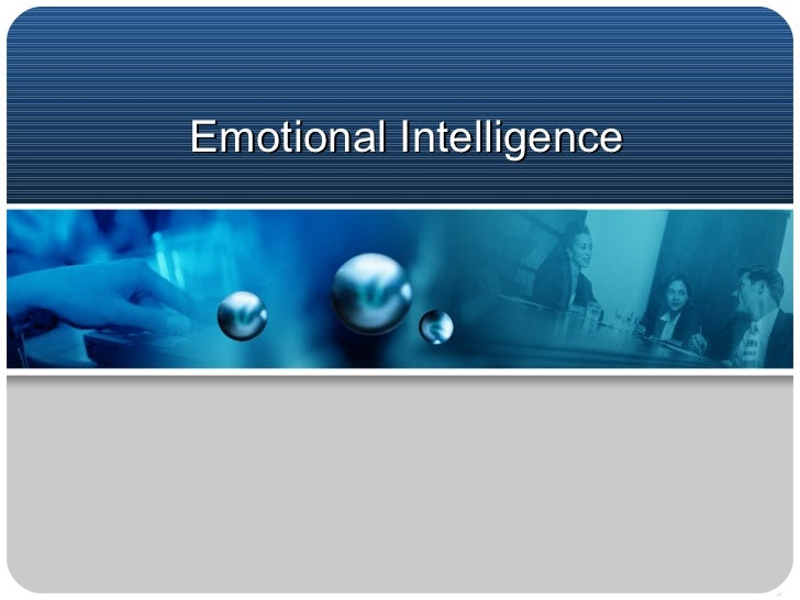 Emotionalinteligence