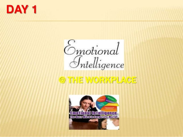 Improve emotional intelligence action plan